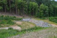 Retenční nádrž Templář u Jamolic